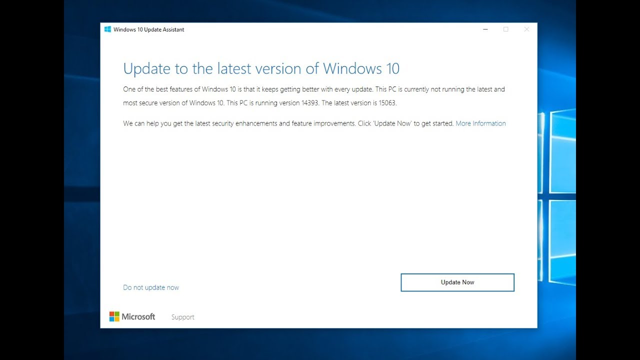 How to Fix Windows 10 Upgrade Assistant Stuck At 99% ...